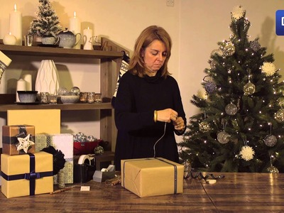 How to Wrap the Perfect Christmas Present | Denby Pottery