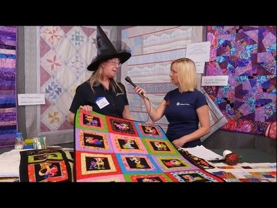 Interview with The Stitch WItch