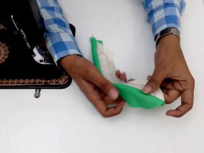 Kurti.Kameez Neck Design Full Making in hindi.urdu - Neck Designs #9(DIY)