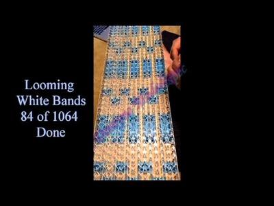 Large Rainbow Loom Head Band