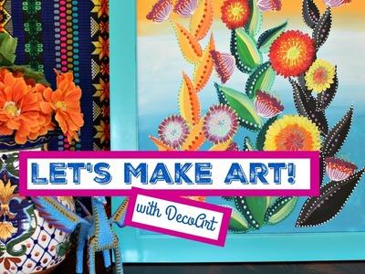 Let's Make Art: Cactus