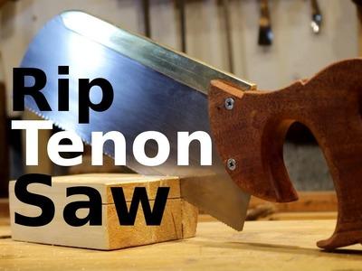 Make a Rip Tenon Saw