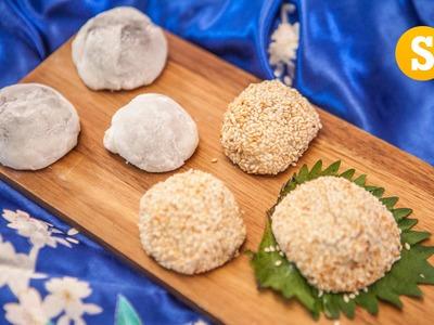 Red Bean Mochi Recipe - SORTED Eats Japan