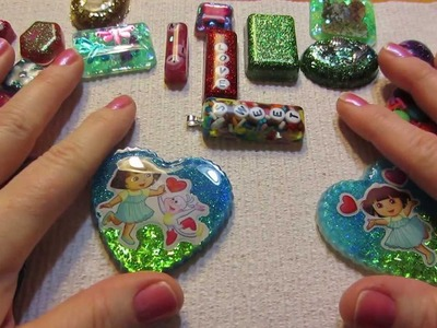 Resin Share Part 1