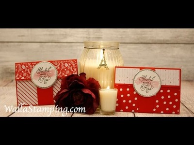 Sealed With Love Valentine Gift Card Holder