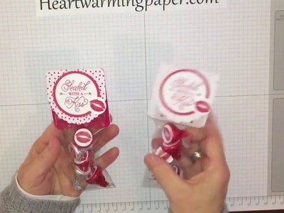 Stampin' Up! Sealed with Love Treat Bag