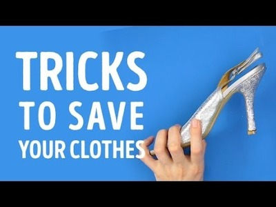 Tricks to save your favorite clothes from going in the trash l 5-MINUTE CRAFTS