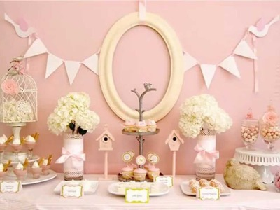 Two year old birthday party themes decorations at home