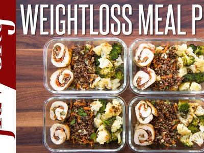 Weight Loss Meal Prep - Healthy Meal Prep For The Week
