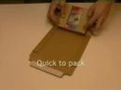 Wrapro CD Packaging Mailer : Secure packaging for 1-5 CDs
