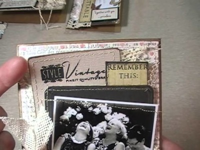 Another set of Shabby Chic.Vintage Cards!!