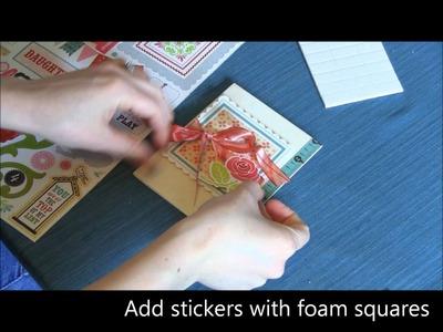 Back 2 Basics Series: Card Making 101