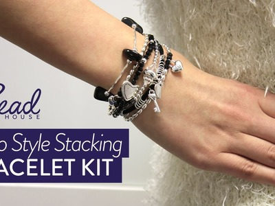 Boho Style Stacking Bracelet Project Kit
