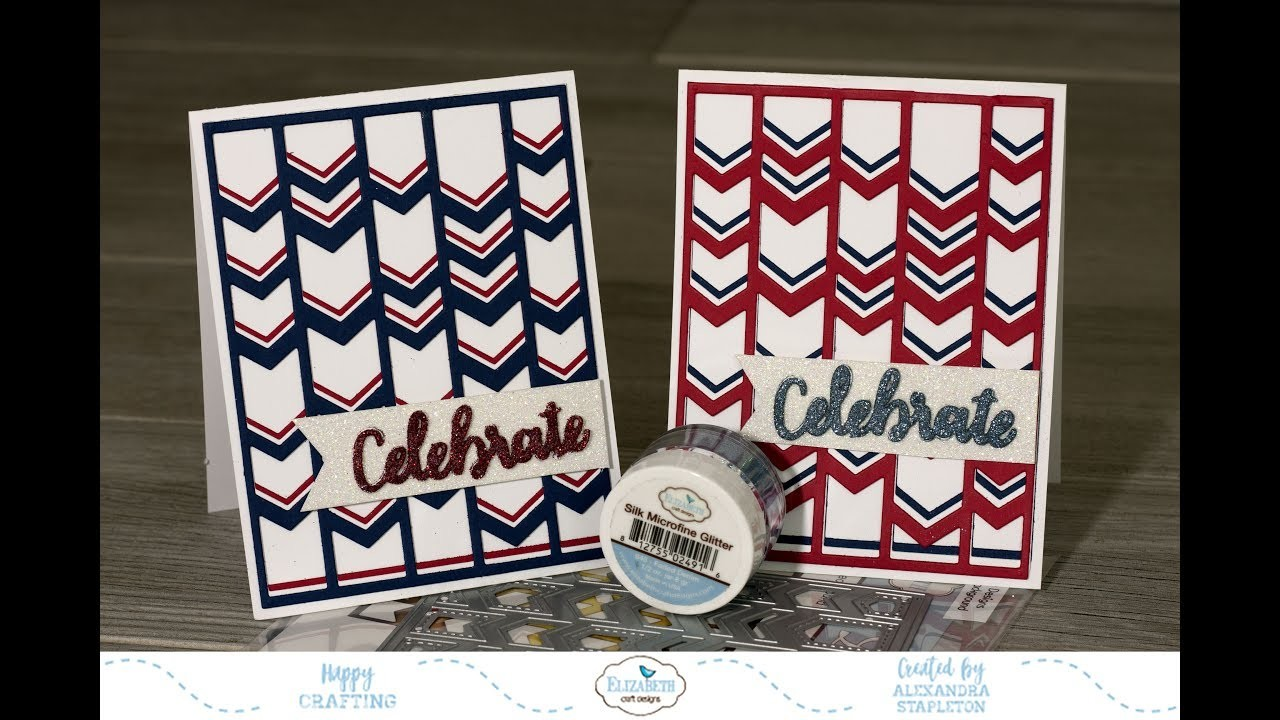 Crafty Hack - How To: Create Your Own Layered Cardmaking Die Cuts with Elizabeth Craft Design