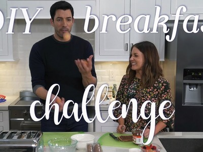 DIY Breakfast Challenge With Ashley Rose Of Sugar And Cloth