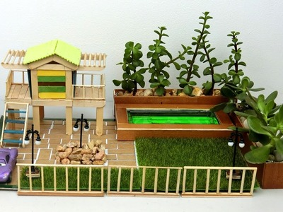 DIY Mini Fairy Garden #8 | Easy Crafts ideas
