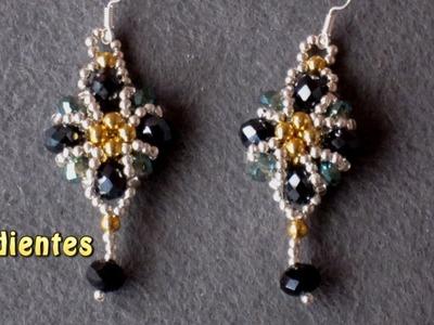 # DIY - Pendientes de gala # DIY - Gala Earrings