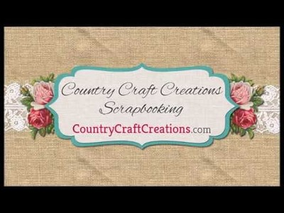 French Country Cover Tutorial part 2