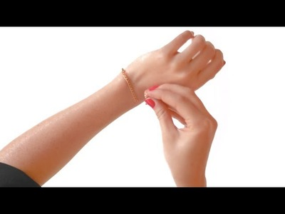 How to Fasten a Bracelet