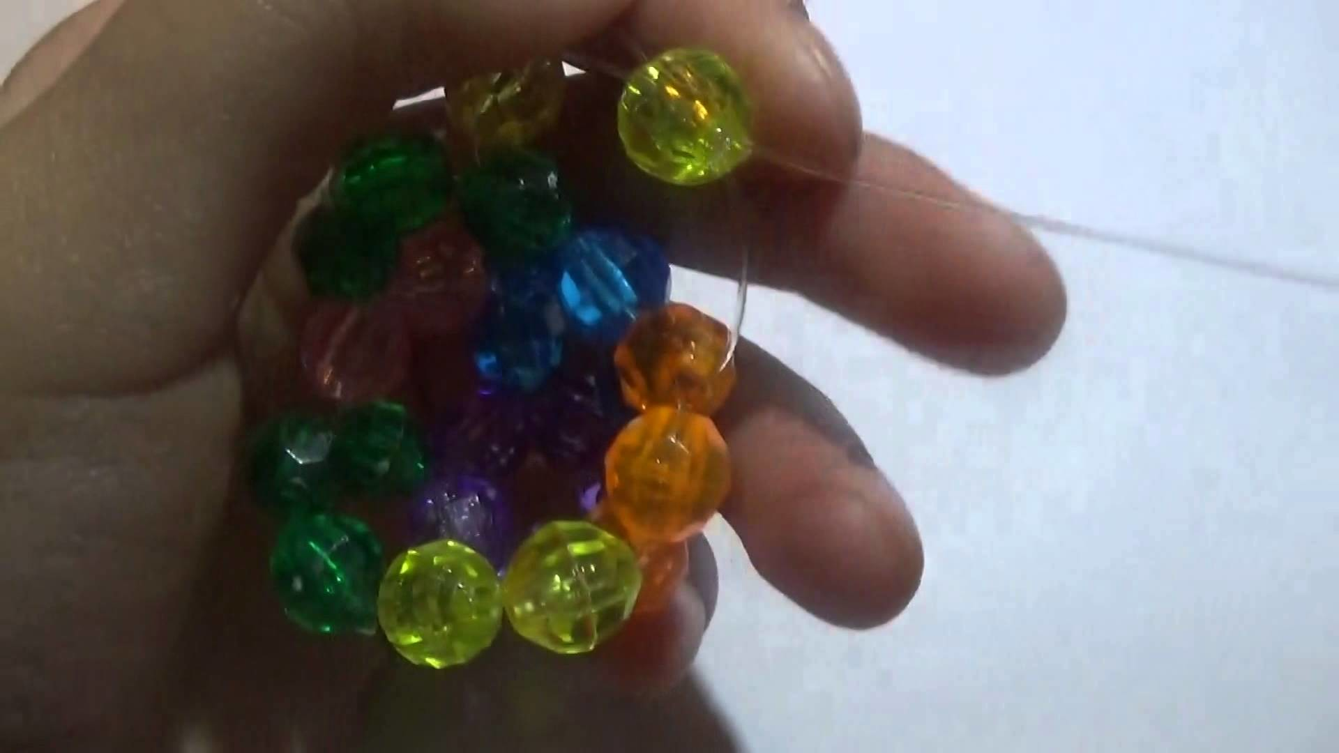How To Make A Beaded Ball