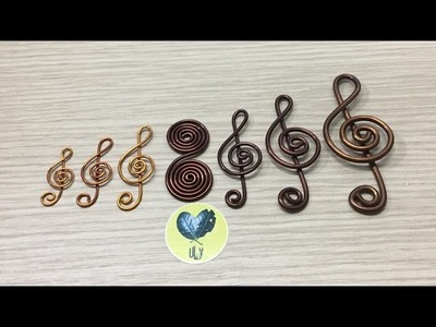 How To Make Circles And Clefs