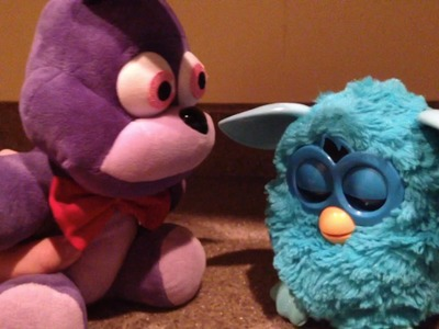 How to make your Furby Default With Bonnie