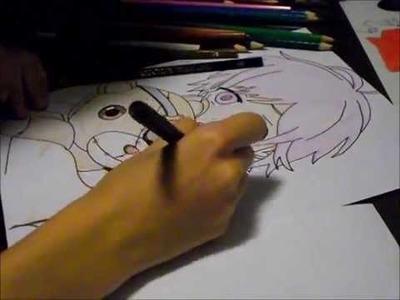 Kanato Sakamaki - Speed Drawing