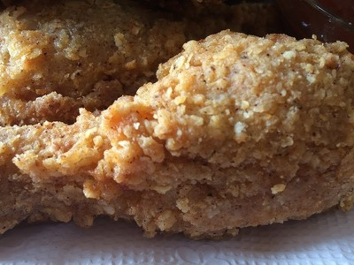 KFC style Homemade Chicken Drumstick with No Oven  Chicken Drumstick Recipe   English Subtitles