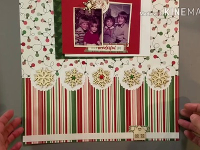 Layout & Project Share: Angie Weekend Jan 2017