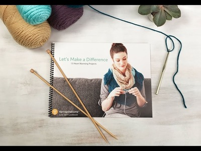Let's Make A Difference Charity Lookbook: Behind the Scenes with one of our designers!