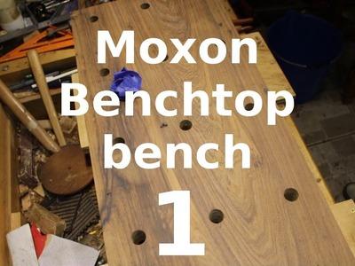 Make a Moxon Benchtop Bench - Part 1