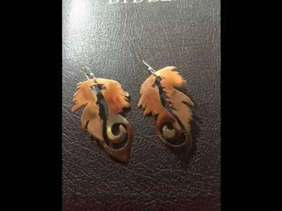 Make your own Copper Earrings