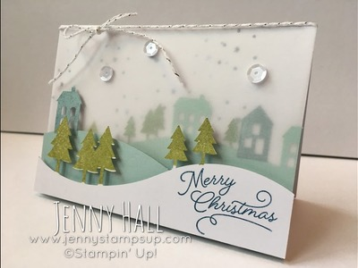 Nov 2016 Paper Pumpkin Alternative from Stampin Up with Jenny Hall