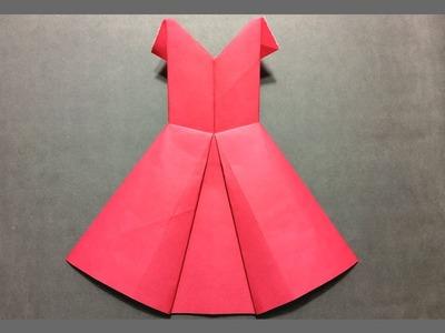 | Origami Princess Wedding Dress | Easy Princess Wedding dress made by Paper | Paper Wedding Dress