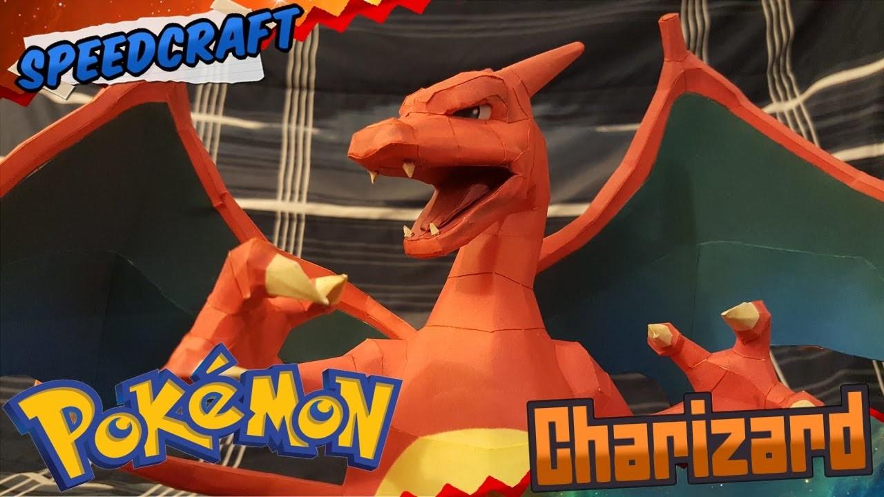 Pokemon Papercraft ~ Charizard ~
