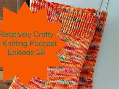 Relatively Crafty: A Knitting Podcast (28)