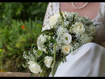Step by Step: Danziger Million Stars® - Bridal Bouquet