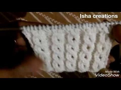 Sweater design for  Baby  or Kids in one colour in hindi | Sweater ki Bunai