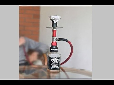 The Best DIY Hookah Ever Made (Cool And Easy)