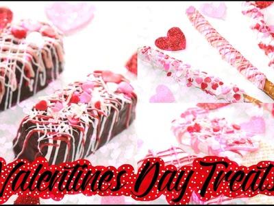 Valentines Day Dessert Table Treats-MommaBear