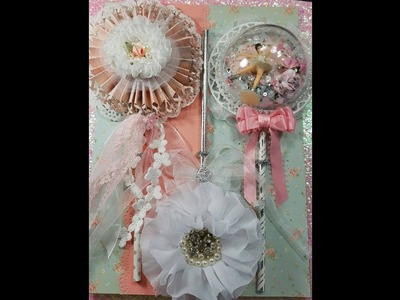 Wand and Altered Paper Clip Swap with Ingrid Carlsen