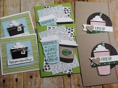 Card Kit Club for July 2017 | NEW HOSTESS CODE | Stampin' Up Customers