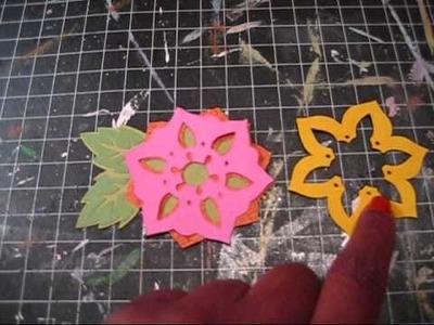 Cricut Tips: Florals Embellished Cartridge