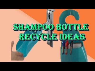 DIY Phone holder made with Sedal Shampoo Bottle, 2 Hacks with one bottle