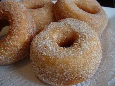 Doughnuts. donut recipe