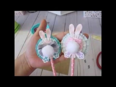 Easter.Spring Series Episode 1: Bunny Butt Wands