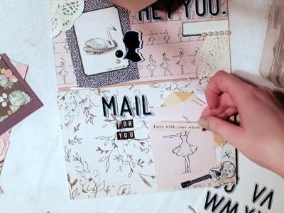 Envelope Flipbook Process Video + Tutorial #11 - CP MAGGIE HOLMES GATHER
