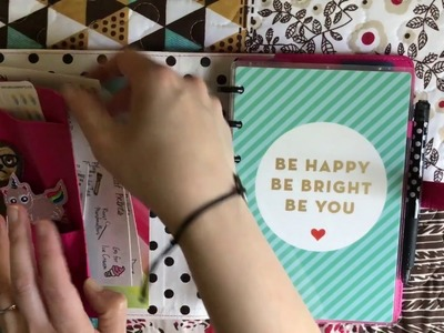 Functional Planning in Happy Planner with Etsy Shops