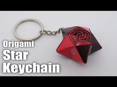 How to add  Keychain to Straw Star
