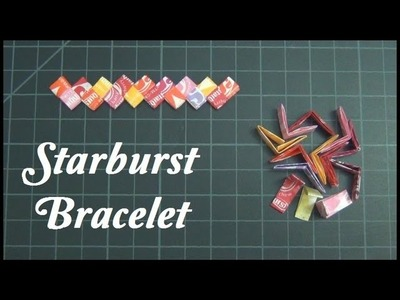 ☼ How To Fold Starburst Wrappers ☼